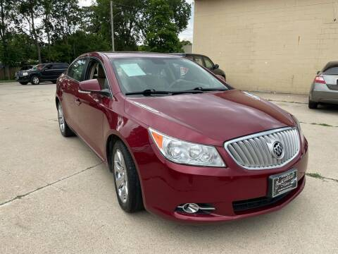 2011 Buick LaCrosse for sale at Zacatecas Motors Corp in Des Moines IA