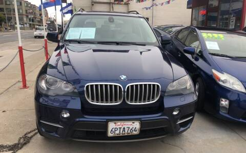 2011 BMW X5 for sale at Excelsior Motors , Inc in San Francisco CA