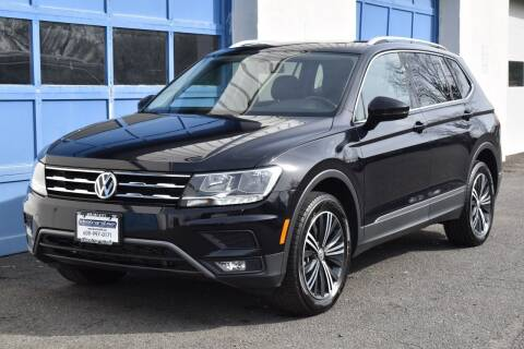 2018 Volkswagen Tiguan for sale at IdealCarsUSA.com in East Windsor NJ