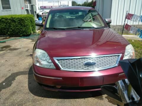 2007 Ford Five Hundred for sale at AUTOPLEX 528 LLC in Huntsville AL
