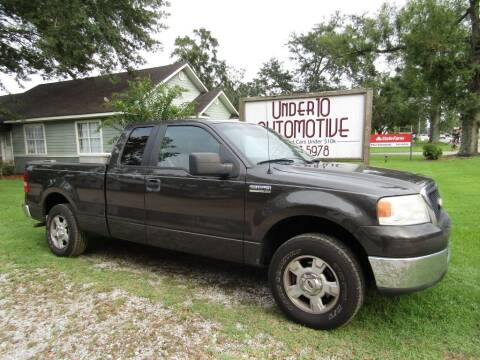 2007 Ford F-150 for sale at Under 10 Automotive in Robertsdale AL