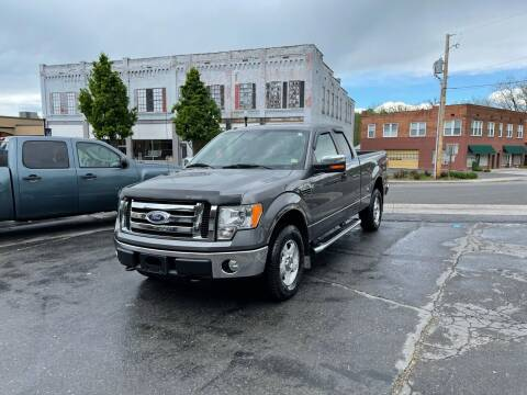 2010 Ford F-150 for sale at East Main Rides in Marion VA