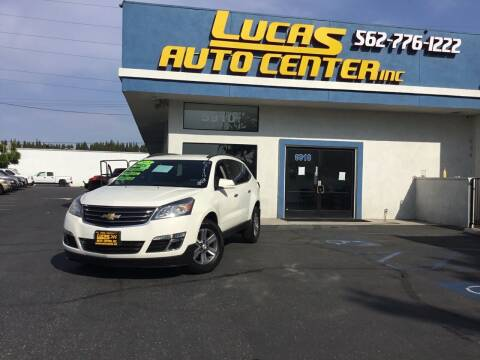 2015 Chevrolet Traverse for sale at Lucas Auto Center in South Gate CA