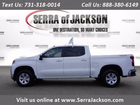 2019 Chevrolet Silverado 1500 for sale at Serra Of Jackson in Jackson TN
