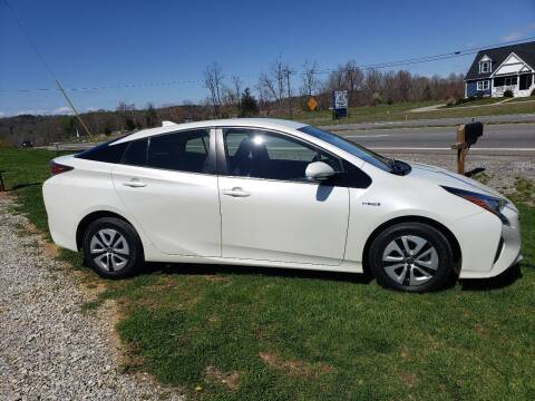 2018 Toyota Prius for sale at 220 Auto Sales in Rocky Mount VA
