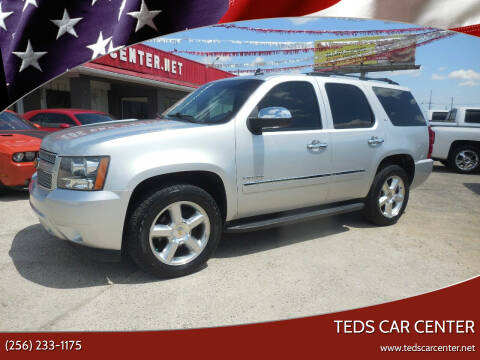 2014 Chevrolet Tahoe for sale at TEDS CAR CENTER in Athens AL