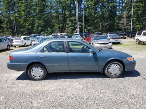 2001 Toyota Camry for sale at WILSON MOTORS in Spanaway WA