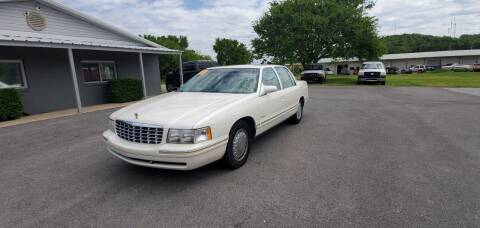 1999 Cadillac DeVille for sale at Jacks Auto Sales in Mountain Home AR
