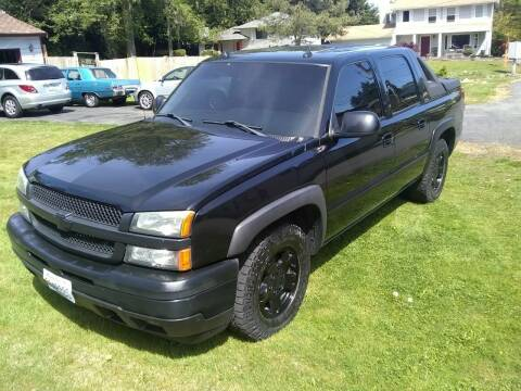 2005 Chevrolet Avalanche for sale at Seattle Motorsports in Shoreline WA