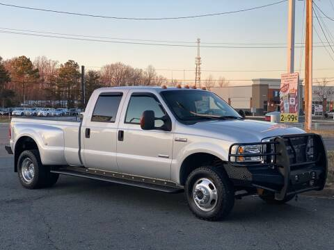 2006 Ford F-350 Super Duty for sale at Superior Wholesalers Inc. in Fredericksburg VA