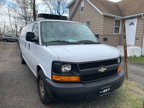 2013 Chevrolet Express Cargo for sale at Charles and Son Auto Sales in Totowa NJ
