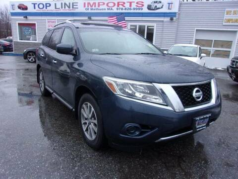 2013 Nissan Pathfinder for sale at Top Line Import of Methuen in Methuen MA