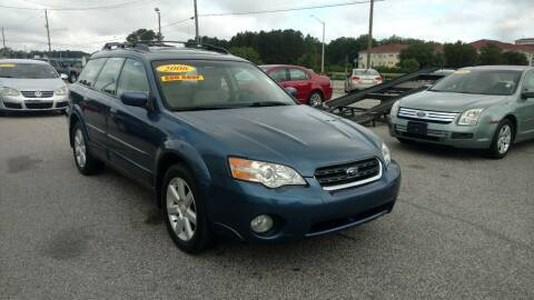 2006 Subaru Outback for sale at Kelly & Kelly Supermarket of Cars in Fayetteville NC