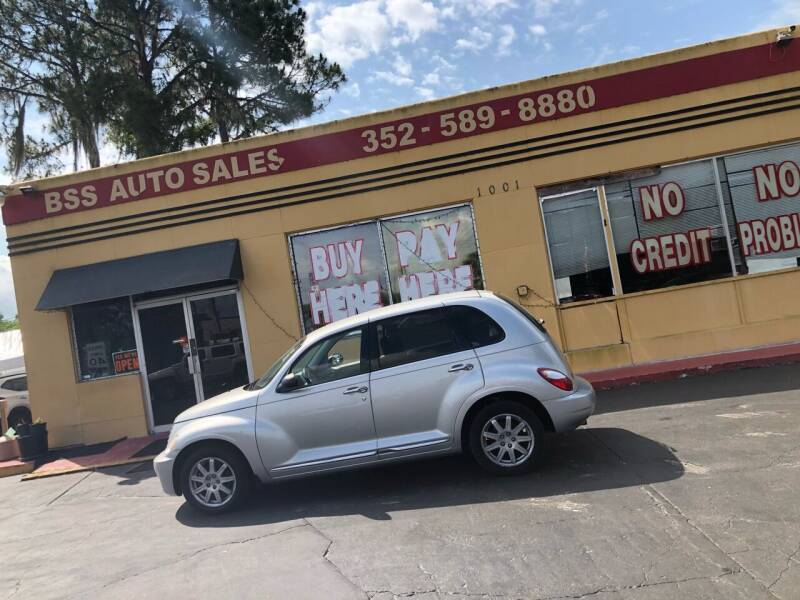 2010 Chrysler PT Cruiser for sale at BSS AUTO SALES INC in Eustis FL