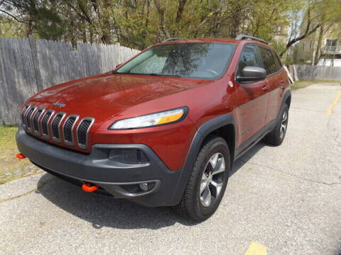 2015 Jeep Cherokee for sale at Wayland Automotive in Wayland MA