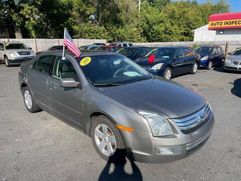 2009 Ford Fusion for sale at Auto Revolution in Charlotte NC