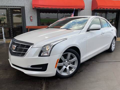 2016 Cadillac ATS for sale at MATRIX AUTO SALES INC in Miami FL