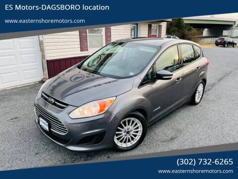 2013 Ford C-MAX Hybrid for sale at ES Motors-DAGSBORO location in Dagsboro DE