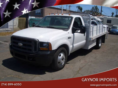 2005 Ford F-350 Super Duty for sale at Gaynor Imports in Stanton CA
