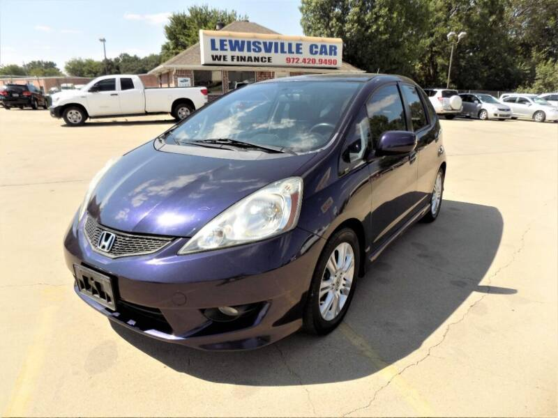 2009 Honda Fit for sale at Lewisville Car in Lewisville TX