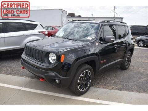2016 Jeep Renegade for sale at South Plains Autoplex by RANDY BUCHANAN in Lubbock TX
