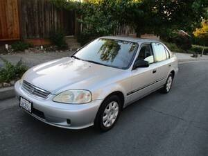 1999 Honda Civic for sale at Inspec Auto in San Jose CA