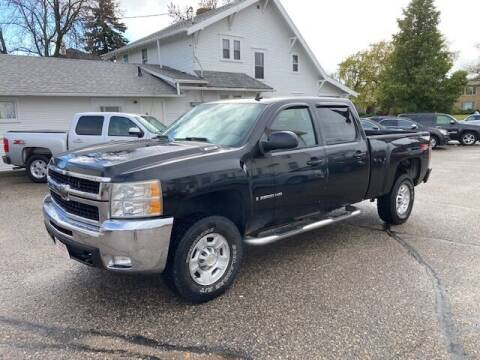 2007 Chevrolet Silverado 2500HD for sale at Affordable Motors in Jamestown ND