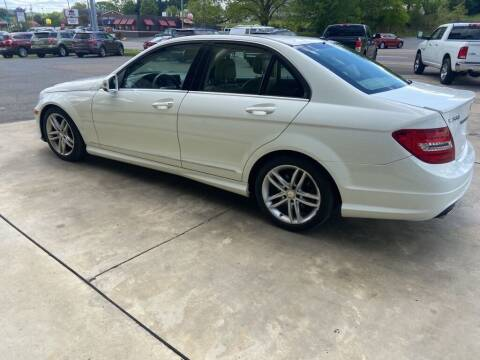 2013 Mercedes-Benz C-Class for sale at Family Auto Sales of Johnson City in Johnson City TN
