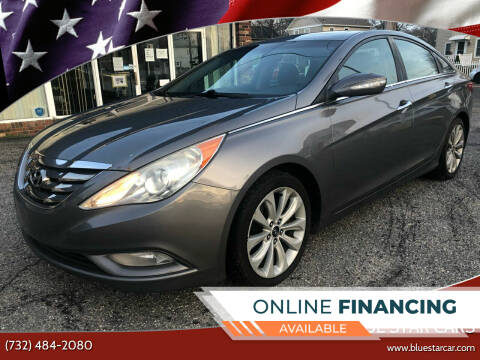 2011 Hyundai Sonata for sale at Blue Star Cars in Jamesburg NJ