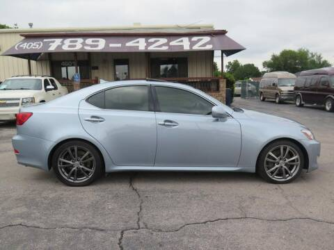 2008 Lexus IS 350 for sale at United Auto Sales in Oklahoma City OK