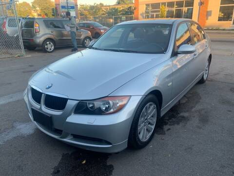 2006 BMW 3 Series for sale at Polonia Auto Sales and Service in Hyde Park MA
