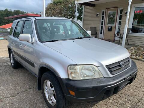 2000 Honda CR-V for sale at G & G Auto Sales in Steubenville OH