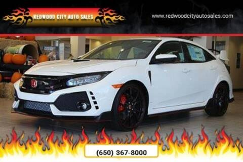 2018 Honda Civic for sale at Redwood City Auto Sales in Redwood City CA