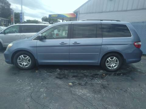 2007 Honda Odyssey for sale at Credit Connection Auto Sales Inc. YORK in York PA