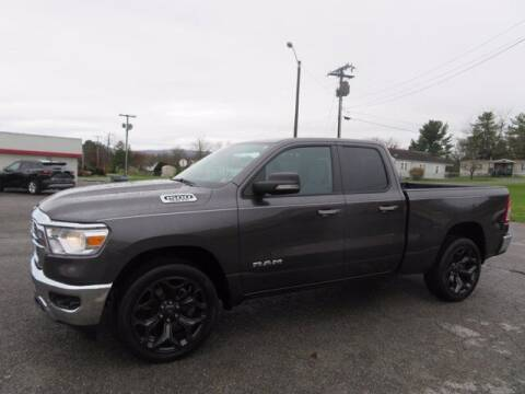 2019 RAM Ram Pickup 1500 for sale at DUNCAN SUZUKI in Pulaski VA