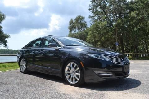 2015 Lincoln MKZ Hybrid for sale at Car Bazaar in Pensacola FL