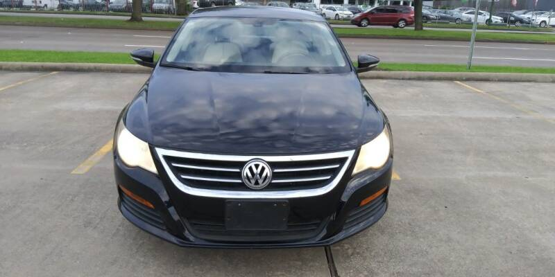 2012 Volkswagen CC for sale at Nation Auto Cars in Houston TX