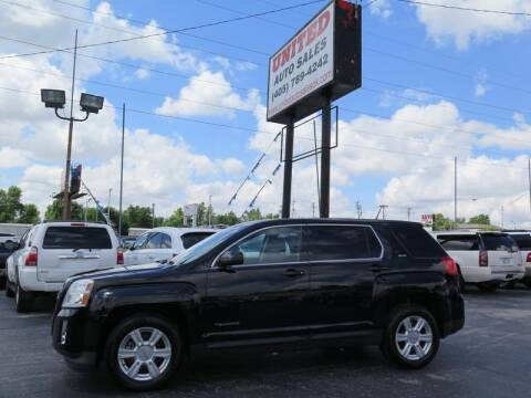 2014 GMC Terrain for sale at United Auto Sales in Oklahoma City OK