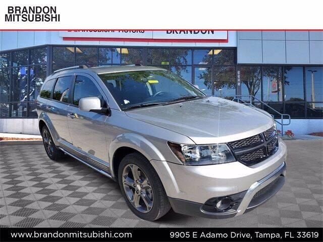 2016 Dodge Journey for sale at Brandon Mitsubishi in Tampa FL