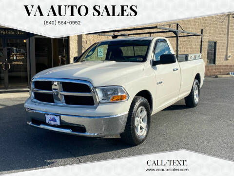 2009 Dodge Ram Pickup 1500 for sale at Va Auto Sales in Harrisonburg VA