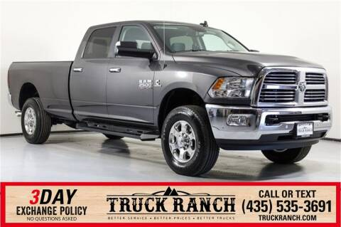2018 RAM Ram Pickup 2500 for sale at Truck Ranch in Logan UT