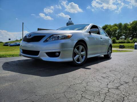 2011 Toyota Camry for sale at Sinclair Auto Inc. in Pendleton IN