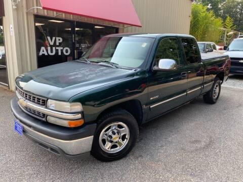 2002 Chevrolet Silverado 1500 for sale at VP Auto in Greenville SC