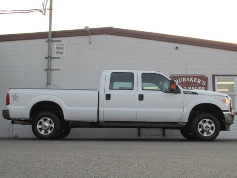 2016 Ford F-250 Super Duty for sale at Brubakers Auto Sales in Myerstown PA