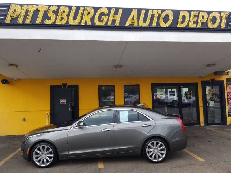 2017 Cadillac ATS for sale at Pittsburgh Auto Depot in Pittsburgh PA