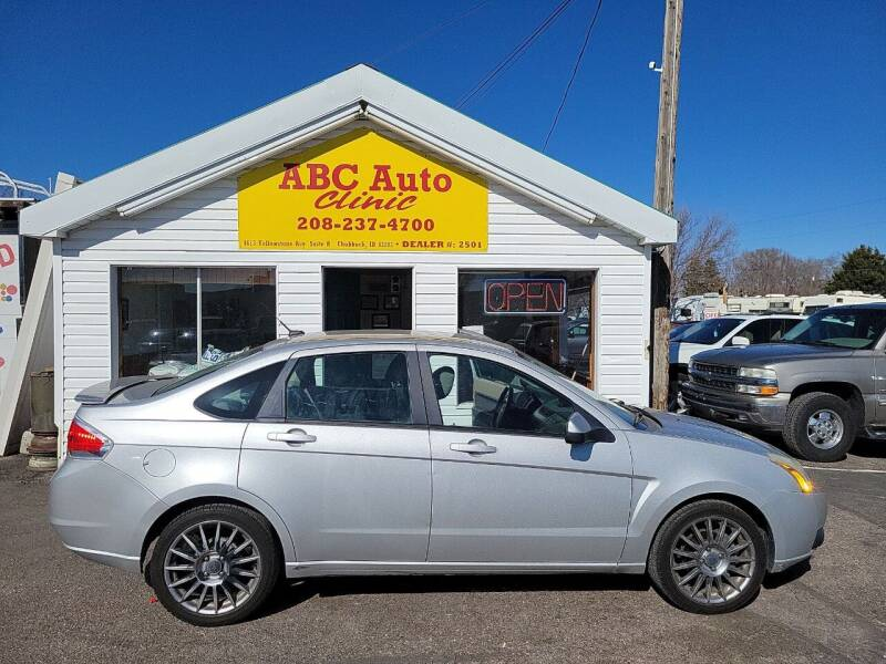 2009 Ford Focus for sale at ABC AUTO CLINIC - Chubbuck in Chubbuck ID