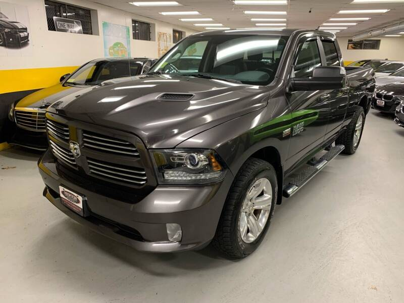 2014 RAM Ram Pickup 1500 for sale at Newton Automotive and Sales in Newton MA