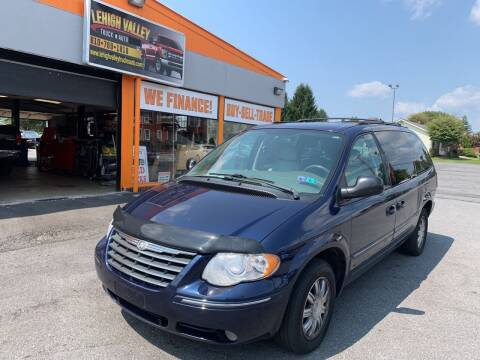 2005 Chrysler Town and Country for sale at Lehigh Valley Truck n Auto LLC. in Schnecksville PA
