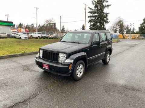 2012 Jeep Liberty for sale at Apex Motors Parkland in Tacoma WA