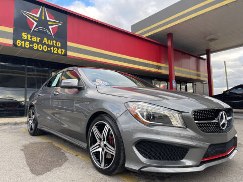 2014 Mercedes-Benz CLA for sale at Star Auto Inc. in Murfreesboro TN